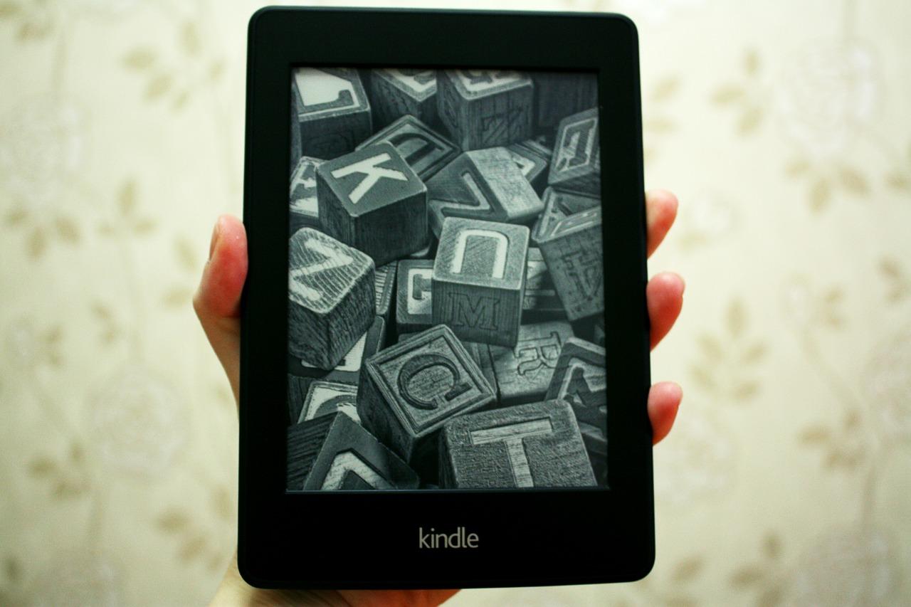 電子書跟電子書閱讀器可以幫助我們多讀書